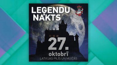 Jau rītvakar - Leģendu nakts visā Latvijā