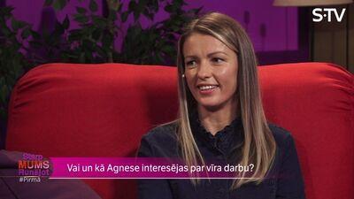 """Vai Agnese Kaupere iet uz """"Prāta Vētras"""" koncertiem?"""