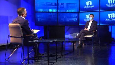 Vjačeslavs Dombrovskis par ES rekomendācijām