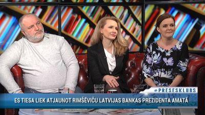 Politiķiem jāuzņemas politisko atbildību par Rimšēviča lietu, pauž Stepaņenko