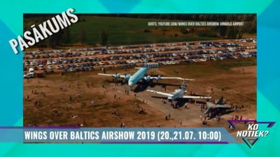 Wings Over Baltics Airshow 2019