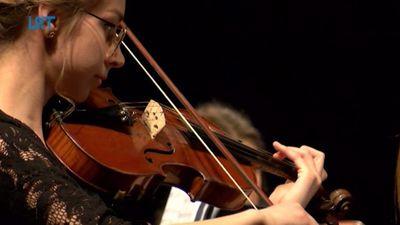 "Rēzeknes kamerorķestra koncerts ""Stabat Mater"""