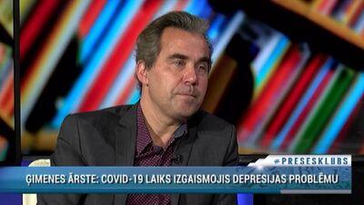 Kalniņš: Šobrīd ir daudz cēloņu, lai cilvēki nonāktu depresijā