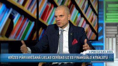 Rostovskis: Nauda maksimāli būtu jāiegulda izglītībā