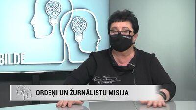 Elita Veidemane: Ordenis ir zaudējis savu vērtību