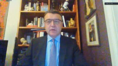 Finanšu ministrs par atbalstu uzņēmējiem un citām izmaiņām krīzes laikā