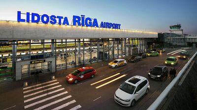 Linkaits par taksometru haosa sakārtošanu pie lidostas