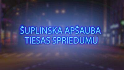 Tvitersāga: Šuplinska apšauba tiesas spriedumu