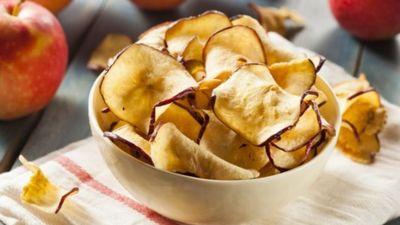 Ēd 75 gramus žāvētu ābolu dienā un samazini slikto holesterīnu!