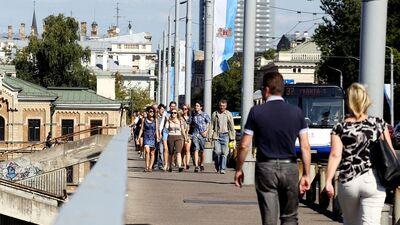 Inkēns: Tūrisma nodeva var piesaistīt bagātākus tūristus