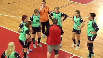 """""""Sporta Punkts"""" Latvijas Kauss handbolā 2021.Fināls sievietēm, spēles ieraksts"""