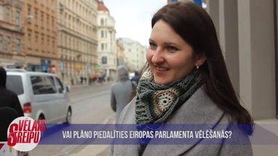 Aptauja: Vai plāno piedalīties EP vēlēšanās?