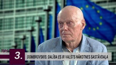 Kā Valdis Birkavs redz Latviju nākošajos 100 gados?