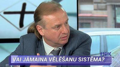 13.07.2018 Nacionālo interešu klubs 2. daļa