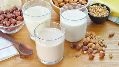 Uzzini, kā pagatavot dažādus augu pienus!