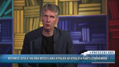 Turlajs: Latvijas problēma ir institūciju savstarpējā neuzticēšanās