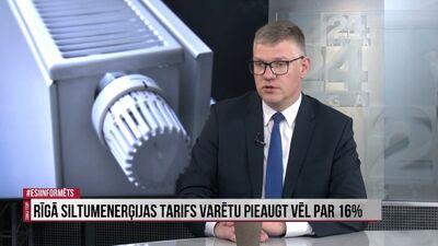 Rīgas siltumenerģijas tarifs pieaug - kāpēc tā?