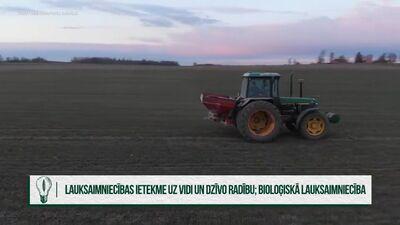 Bahšteins: Jau 10% no Latvijā sastopamās pārtikas ir bioloģiska
