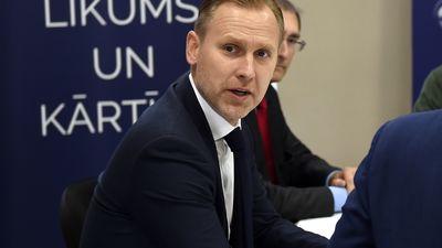 Vai Aldis Gobzems būs nākamais Iekšlietu ministrs?