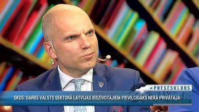 Rostovskis par gaidāmo LTRK programmu sadarbībā ar Valsts kanceleju