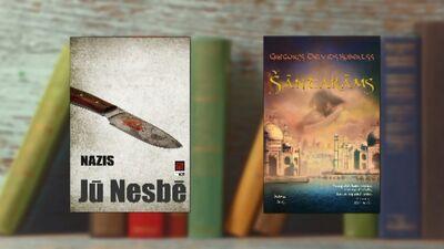 Grāmatas, ko iesaka rakstnieces Dana Sinkeviča un Inga Gorbunova