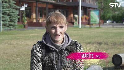 Caur ērkšķiem uz... 3. sezona dalībniece Mārīte - iepazīstieties