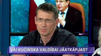Točs: Nacionālā Apvienība ir maksātnespējas administratora jumta partija