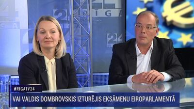 Speciālizlaidums: Valda Dombrovska noklausīšanās  EP 2. daļa