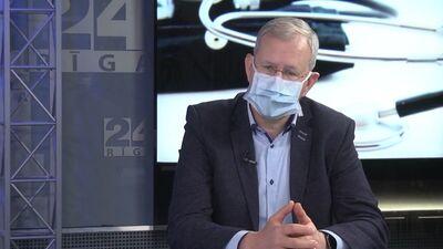 Eglītis: Cilvēkiem ir bail Covid-19 laikā apmeklēt slimnīcas, bet onkoloģijā tas nav pieļaujami