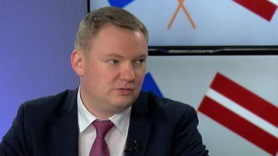 Edvards Smiltēns startēs Eiropas Parlamenta vēlēšanās