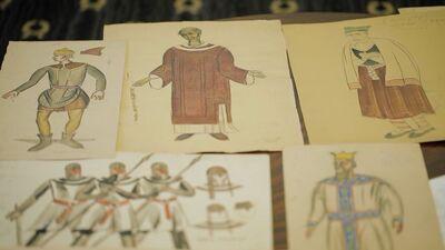 Rīgas mākslinieku grupa. Oto Skulme