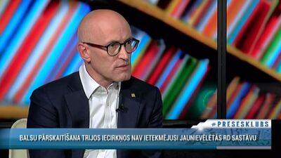 Pavļuts aicina profesionāļus pieteikties valdes locekļu amatiem Rīgas kapitālsabiedrībās