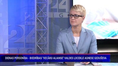 Geduševa: Veselības ministram uzreiz bija jāuzņemas atbildība un jāatkāpjas