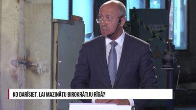 Oļegs Burovs par birokrātiju Rīgā