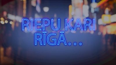 Tvitersāga: Riepu kari Rīgā