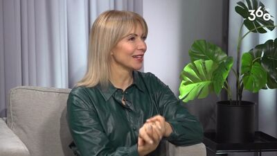 Jolanta Gulbe-Paškeviča par savu jaunības pieredzi skaistumkonkursā