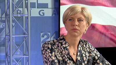 """Anda Čakša par lēmumu izstāties no ZZS un pievienoties """"Jaunajai Vienotībai"""""""