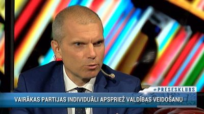 """Rostovskis: """"Partijām jāmeklē kompromiss sabiedrības interesēs"""""""