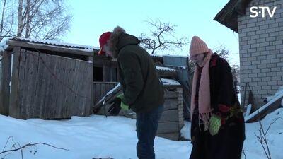Žanis apmāca Magoni, ko darīt, ja aizsalst kanalizācija