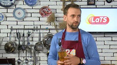 Liepājnieks Kaspars izdomājis lielisku recepti cepamai eļļai!
