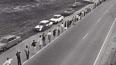 Kā notika Baltijas ceļa plānošanas gaita tālajā 1989. gadā?