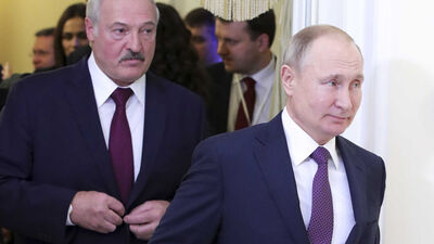 Viedoklis: Putinam vajadzīgs novājināts Lukašenko