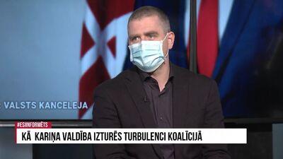 Rajevskis: KPV LV drīz izkūpēs no Saeimas