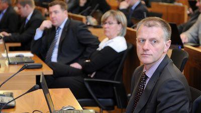 Olafs Pulks par notiekošo Rīgas domē