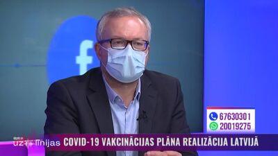 Skatītājs jautā: Kādi būs ieguvumi, ja vakcinēsies pret Covid-19?