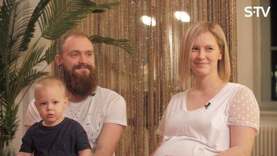 Kāpēc Arturs Gruzdiņs ar sievu Elzu vēlējās, lai bērniem ir maza vecuma starpība?