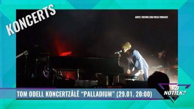 "Nenokavē - Tom Odell koncertzālē ""Palladium""!"