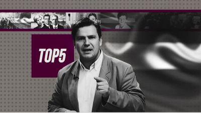 06.04.2017 Ziņu top 5