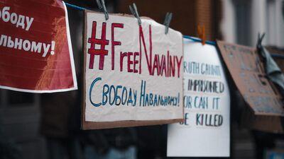 Politologs vērtē Krievijas opozicionāra Navaļnija pieteikto badastreiku