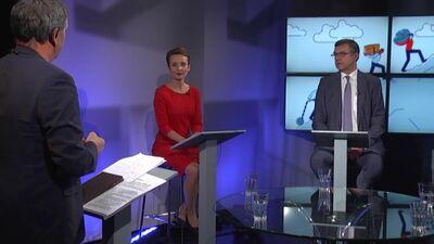 """Benhena-Bēkena: Man tika liegta pieeja """"airBaltic"""" finanšu rādītājiem"""